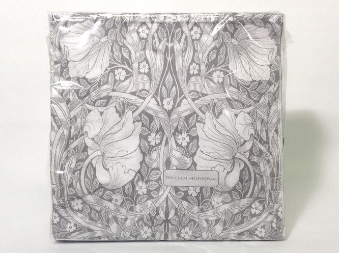 Servetter Pimpernel Pure      William Morris