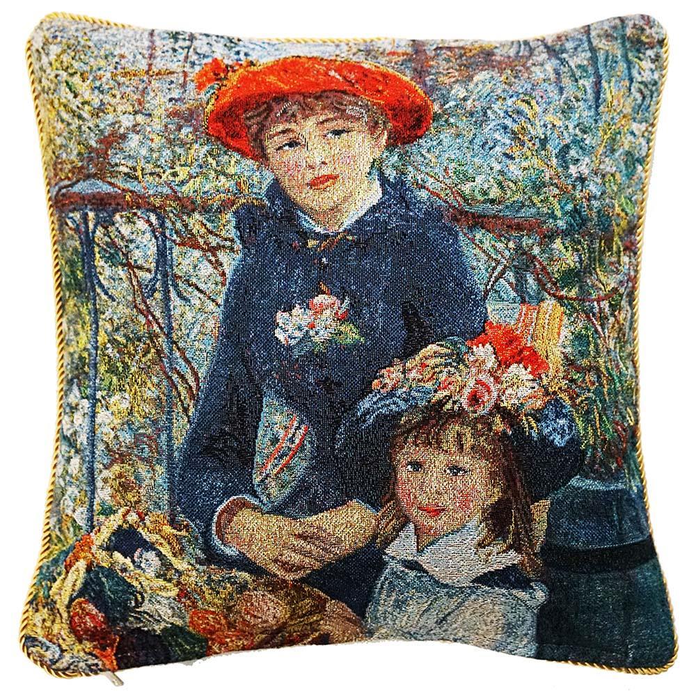 Kudde Två Systrar    A. Renoir