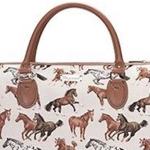 Week End Bag Häst