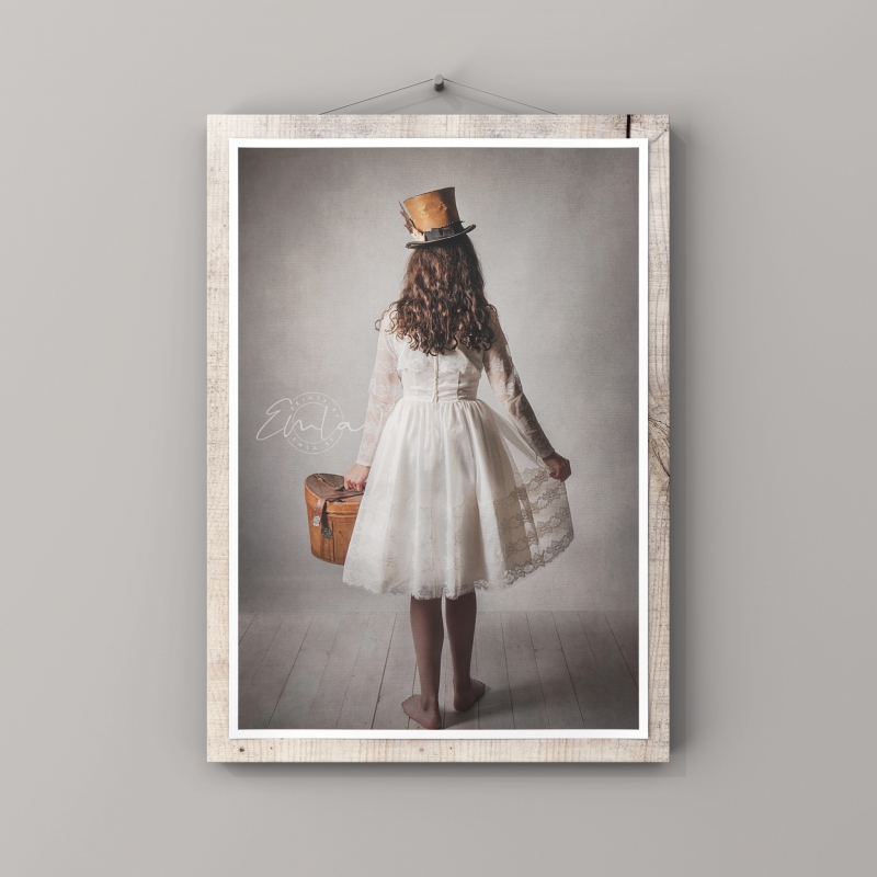 Ny Fine art poster Moa