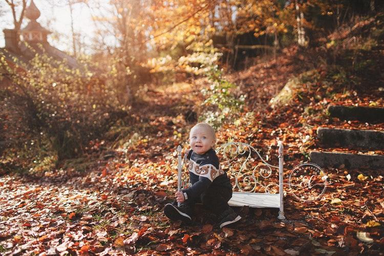 Barn& Familj enbart foto