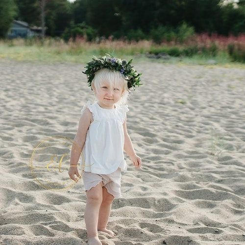 Barnfotografering  lyx
