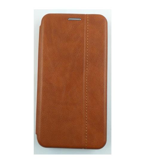 Kopia Plånboksfodral - Fashion Case - iPhone X - Ljusbrun