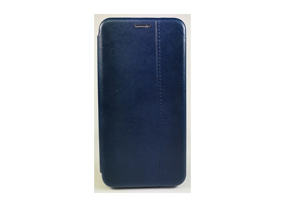 Kopia Plånboksfodral - Fashion Case - iPhone X - Marinblå