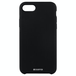 Champion Silicone Case iPhone 7/8 Svart