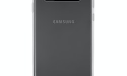 Champion Slim Cover Galaxy S10 Transparent