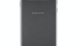 Champion Slim Cover Galaxy S10 Plus Transparent