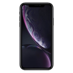 APPLE iPhone XR 64GB Svart / Black