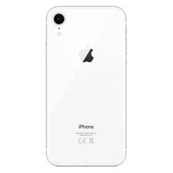 Apple iPhone XR 128 GB Vit / White