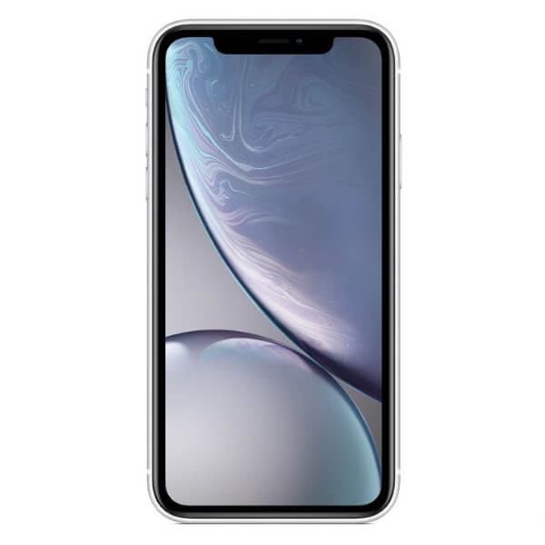 Apple iPhone XR 64GB Vit / White