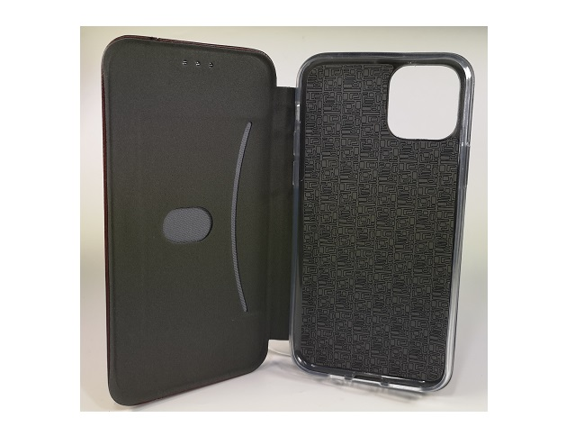 Plånboksfodral - Fashion Case - iPhone 11 - Svart