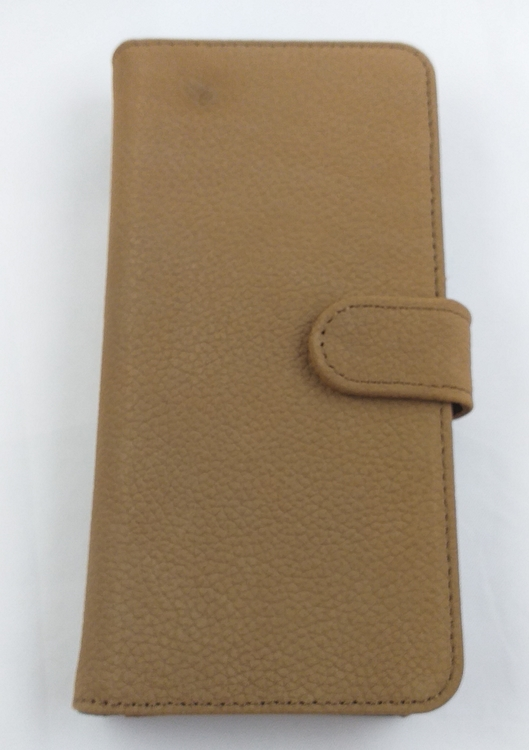 CHAMPION Wallet Läder Samsung Galaxy S9 Coffee