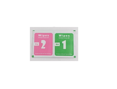 Glass screen protector back - Glas skydd till baksida iPhone 11 Pro - Rosé guld