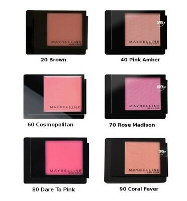 Maybelline Blush # 80 dare to pink