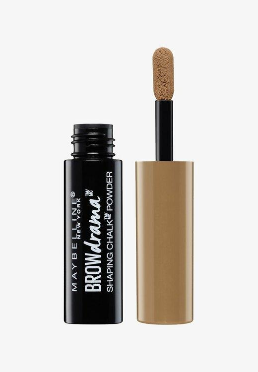 Maybelline Brow Drama Shaping Chalk Powder 100 Blonde
