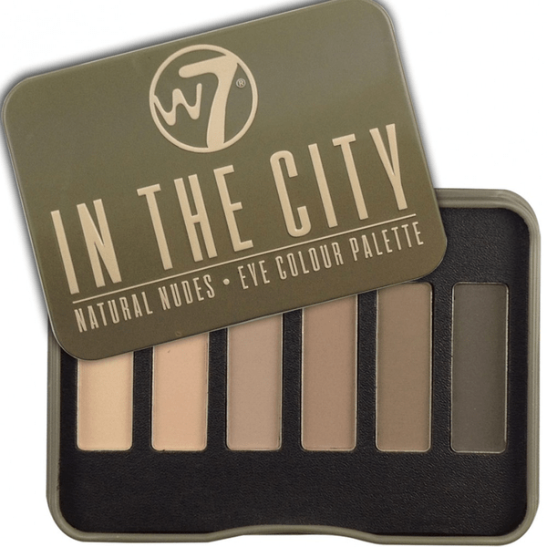 W7 in the City Natural Palette
