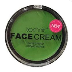 Ansiktsfärg Technic Grön