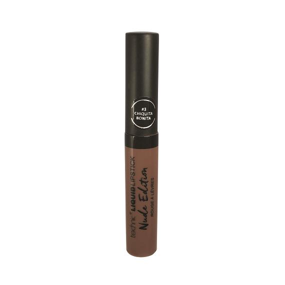Technic Nude Edition Matte Liquid Lipstick