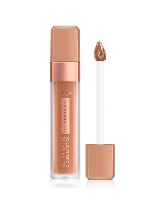 L'Oreal Paris Les Chocolats Lipstick - 860 Ginger Bomb