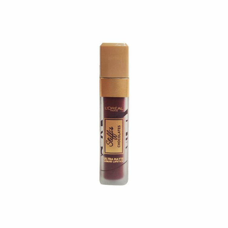 L'Oreal Paris Steffi's Chocolats Lipstick - 868 Cacao Crush