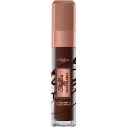 L'Oreal Paris Steffi's Chocolats Lipstick - 856 70% Yum