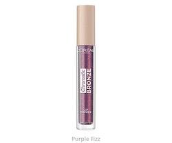 L'Oreal Chromatic Bronze Lip Gloss - 03 Purple Fizz