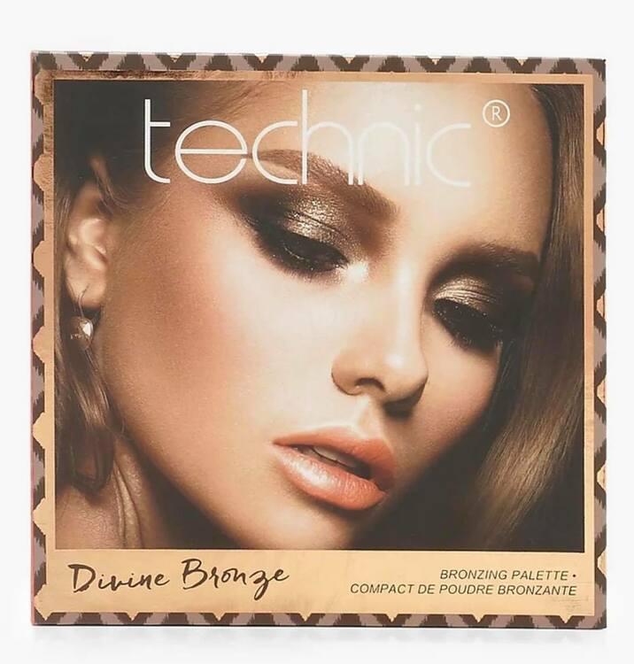 Technic Divine Bronze Palette