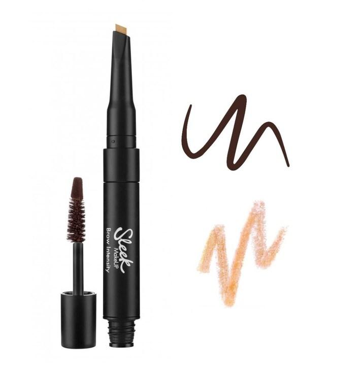 Sleek Makeup brow Intensity - Extra Dark