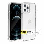 iPhone 12 Pro Max Genomskinligt Skal