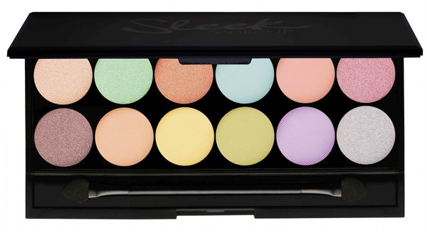 Sleek MakeUP I-Divine Palette – All The Fun Of The Fair