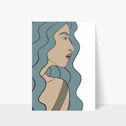 Luna Print