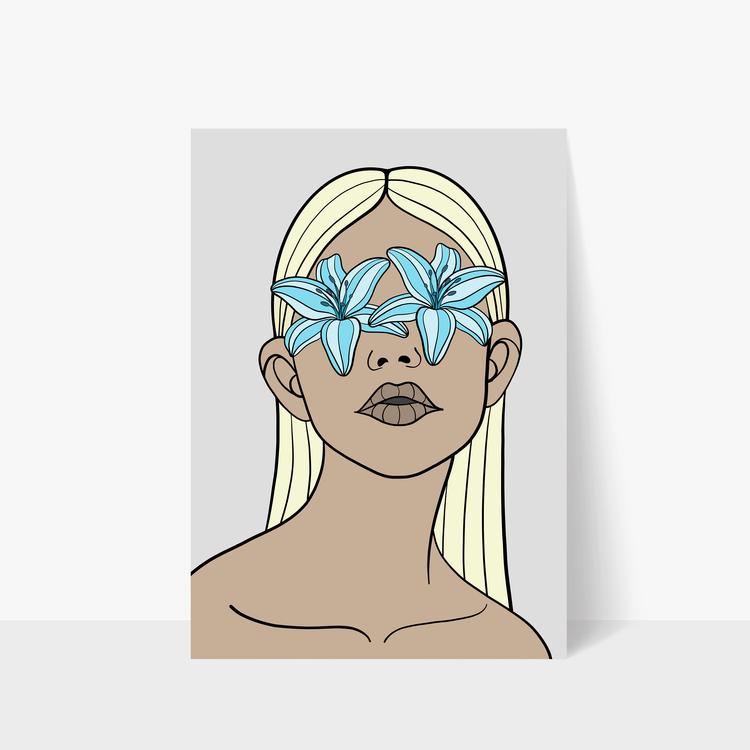 Lily Print A3/A1