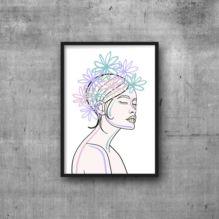 Paint Print A3/A1