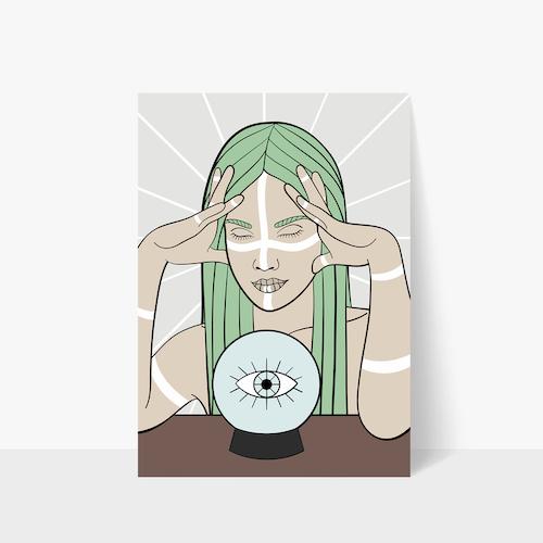 I See You Print A3