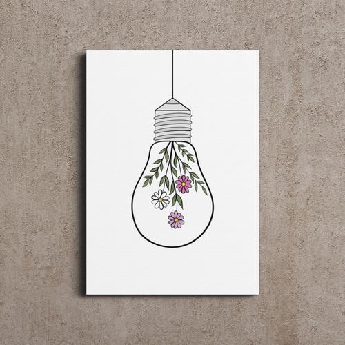 Plant An Idea Print A2