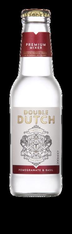 Granatäpple & Basilika - Double Dutch