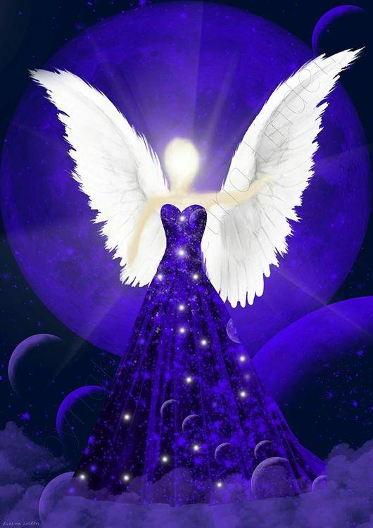 Drömmarnas Ängel från Änglar i mitt hjärta.