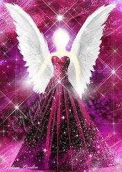 Kärlekens ljus Ängel från Änglar i mitt hjärta.