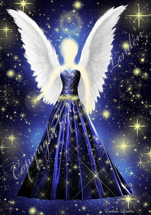 Stjärnstofts Ängeln från Änglar  i mitt hjärta.