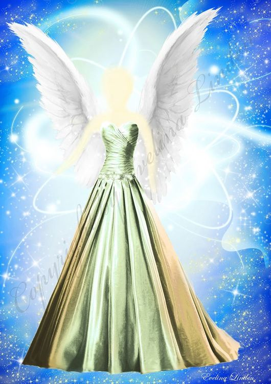 Skönhetens Ängel från Änglar i mitt hjärta.
