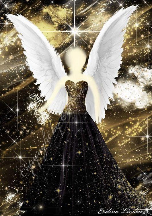 Mirakel Ängeln från Änglarna i mitt hjärta