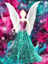 Balans & Harmoni Ängeln från Änglar i mitt Hjärta