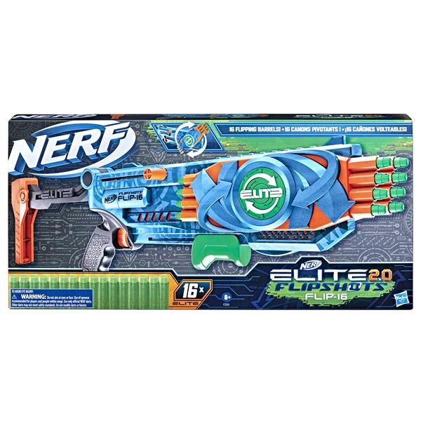 NERF N-Strike Elite 2.0 Flipshots Flip 16