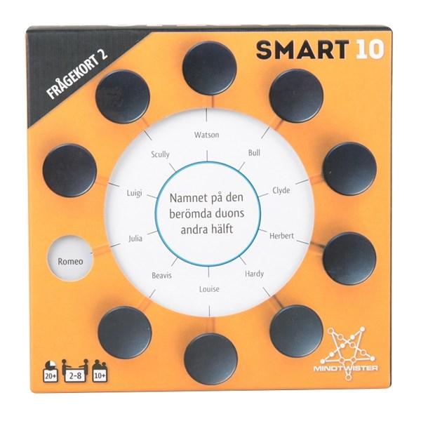 Smart 10 - Frågekort 2