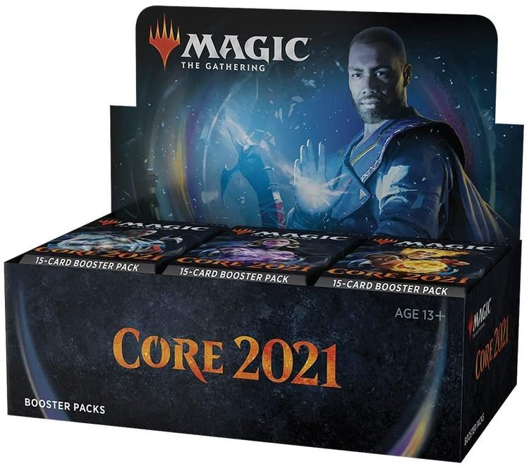 Magic The Gathering Core Set 2021 (36 boosters)