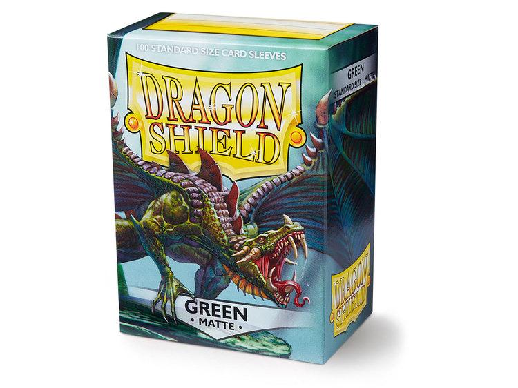 Dragon Shield Standard Sleeves - Matte (100 Sleeves)