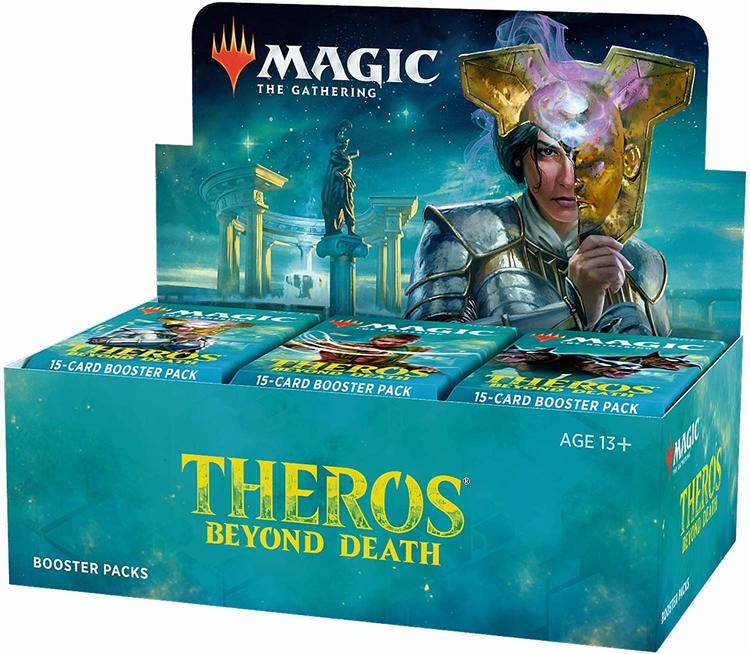 Magic the Gathering: Theros Beyond Death Display (36 boosters)