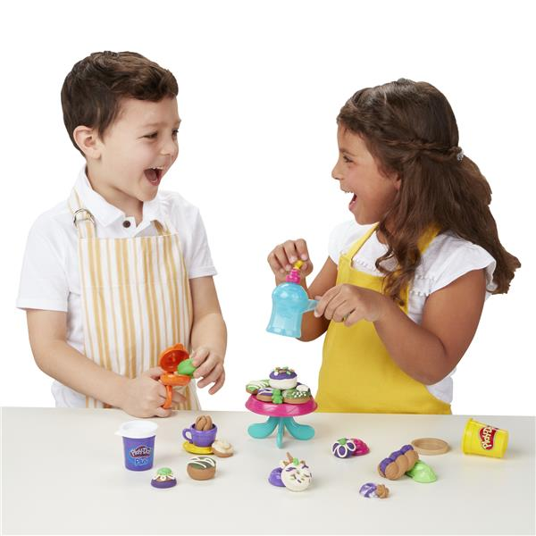 Play-Doh Kitchen Creations Delightful Donuts