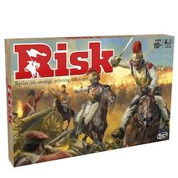 Risk - Spelet om strategi, erövring och seger (SE)