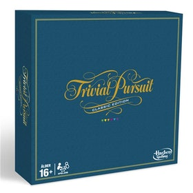 Trivial Pursuit Classic Edition (Svenskt)